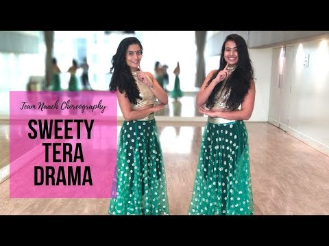 Video Sweety Tera Drama I Wedding Choreography I Bareilly Ki Barfi I Team Naach download in MP3, 3GP, MP4, WEBM, AVI, FLV January 2017