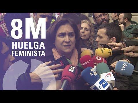 Großstreik der spanischen Frauen
