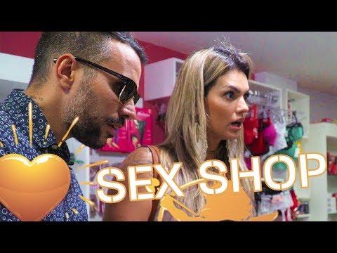 SEX SHOP SHIPPEI MILLY Com MICO FREITAS
