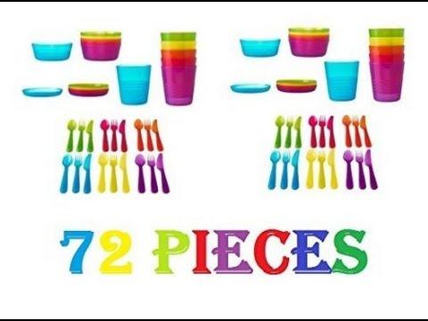 IKEA KALAS Children's Tableware