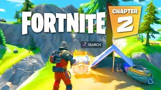 Fortnite CHAPTER 2 *LEAKED* - NEW Map, Skins + Battlepass! by Ali-A