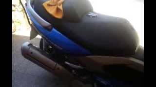 2. Kymco xciting 2008