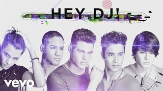 CNCO - Hey DJ (Pop Version)[Official Lyric Video]