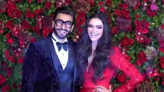 Ranveer Singh and Deepika Padukone Wedding Reception | #DeepVeerReception | Uncut 04