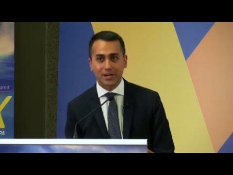 Ιταλία: Το μανιφέστο των Πέντε Αστέρων