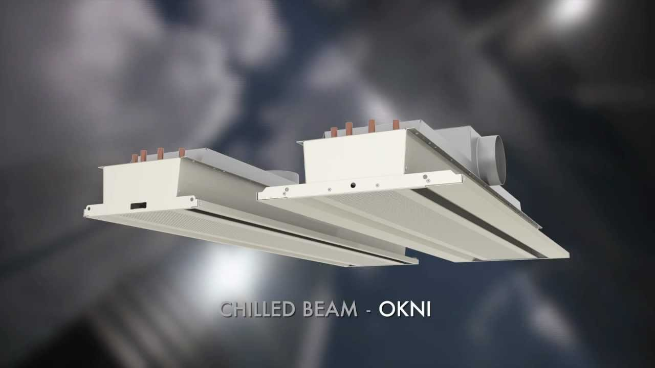 Chilled Beams - Product Video