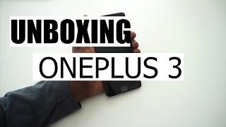 OnePlus 3 Unboxing