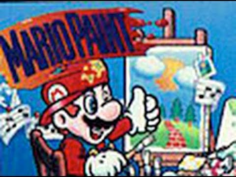 mario paint super nintendo download