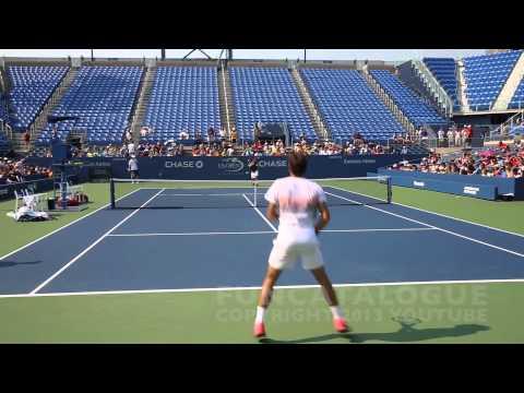 【テニス】フェデラーのように打ちたい人へ!