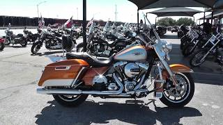4. 682646 - 2014 Harley Davidson Road King   FLHR - Used motorcycles for sale