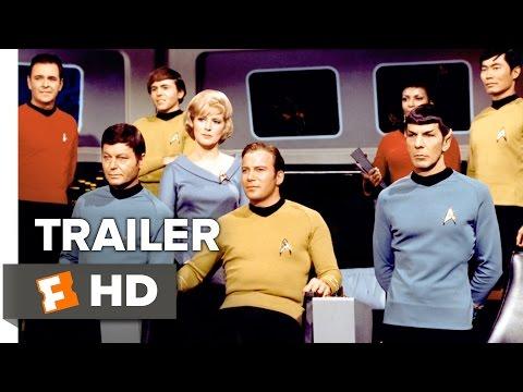 For the Love of Spock Official Trailer 1 (2016) - Leonard Nimoy Documentary