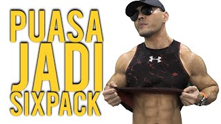 Video CARA BIKIN PUASA LANGSUNG SIXPACK!! (Sharing The Secret of Fasting) for boys and girls. MP3, 3GP, MP4, WEBM, AVI, FLV September 2018