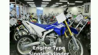 9. 2013 Yamaha WR 250R Specification, Features