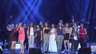 The Singing Contest Finale: Group Song