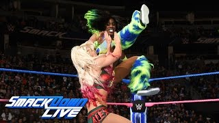 Nonton Naomi Vs  Alexa Bliss  Smackdown Live  Oct  18  2016 Film Subtitle Indonesia Streaming Movie Download