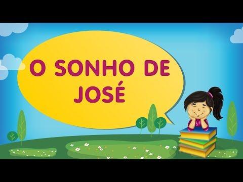 O SONHO DE JOSÉ | Histórias com a Tia Érika