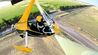 Yarrawonga Australia  City new picture : QuikR flight around Yarrawonga, Australia