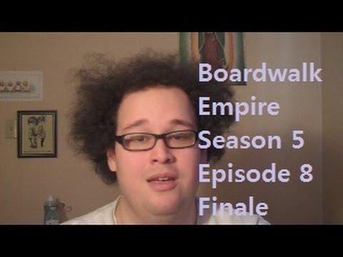 Boardwalk Empire Season 5 Episode 8 Finale