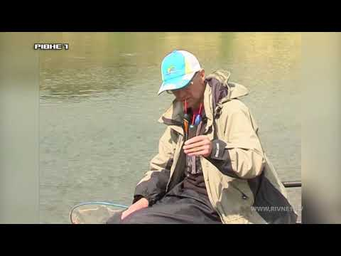 Чоловічі розваги: Риболовля на Горині! [ВІДЕО]