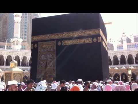 Bilder der Kaaba in Mekka -  Frühling 2013