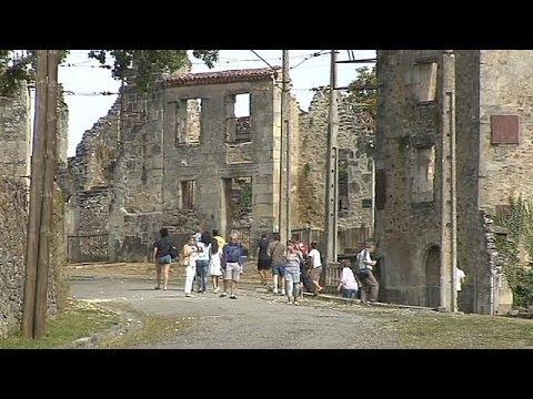 Un Allemand inculpé pour le massacre d'Oradour