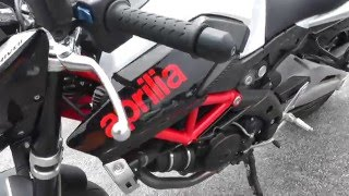 5. 000858 - 2014 Aprilia Shiver 750 - Used Motorcycle For Sale