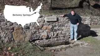 Berkeley Springs (WV) United States  city photo : George Washington's Bathtub - Berkeley Springs, WV