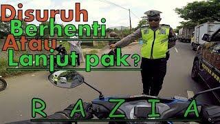 Video RAZIA POLISI !!! SUDAH DI STOP TAPI DISURUH LANJUT LAGI MP3, 3GP, MP4, WEBM, AVI, FLV Juni 2018