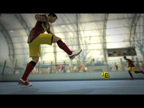 "EA Sports ""FIFA Street"" First Look"