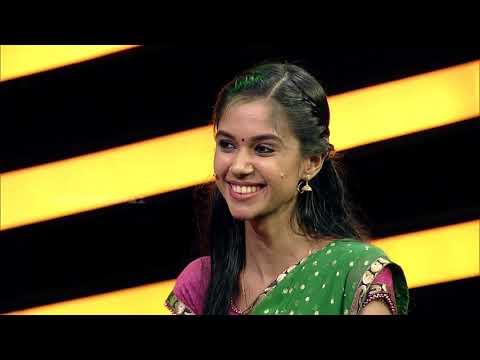 ഉടൻ പണം വേദിയിൽ ദാവണിയിൽ എത്തിയ ശാലീന സുന്ദരി   Udan Panam3.0