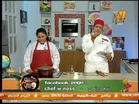 الشيف أحمد المغازي - شيف و نص 39