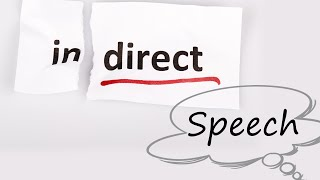 Indirect Speech Statements Video Lesson Part 1