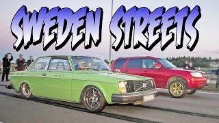 STREET RACING Action - TURBO LSx Volvo, AWD Audi S2s and MORE! by 1320Video