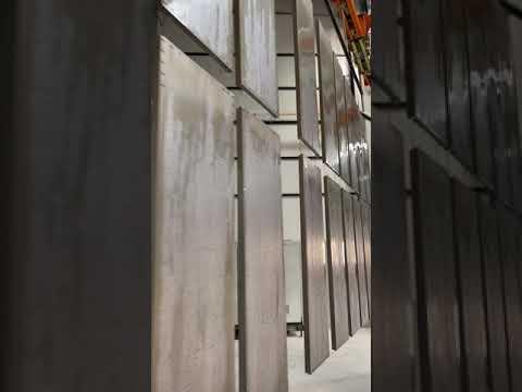 Steel Rack Drying Line