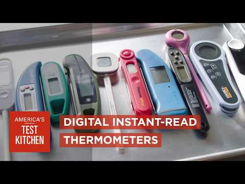 Equipment Review: The Best Digital Instant-Read Thermometers & Our Testing Winners
