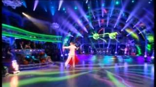 Nicky Byrne SCD Week 4 The Tango (with rehearsals and Judges)