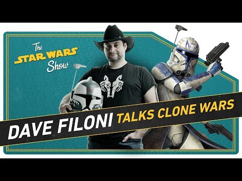 Dave Filoni Talks Star Wars: The Clone Wars and Episode IX Begins Shooting!