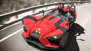 8. 2015 Polaris Slingshot Ride Impressions