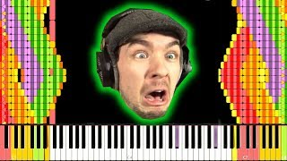 Video IMPOSSIBLE REMIX - ALL THE WAY - Jacksepticeye MP3, 3GP, MP4, WEBM, AVI, FLV Mei 2018