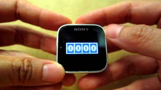 Tally Counter for SmartWatch YouTube video