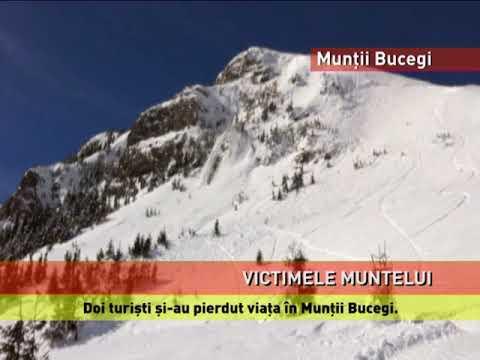 Doi turiști și-au pierdut viața, în Munții Bucegi