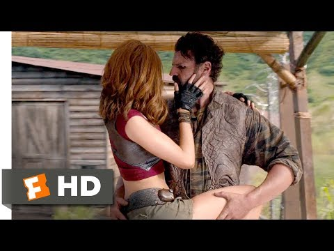 Jumanji: Welcome to the Jungle (2017) - Dance Fighting Scene (5/10) | Movieclips
