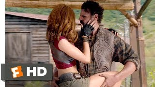 Jumanji  Welcome To The Jungle  2017    Dance Fighting Scene  5 10    Movieclips