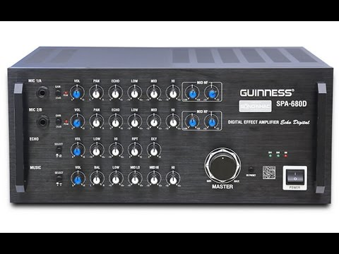 Amply Guinness SPA-680D