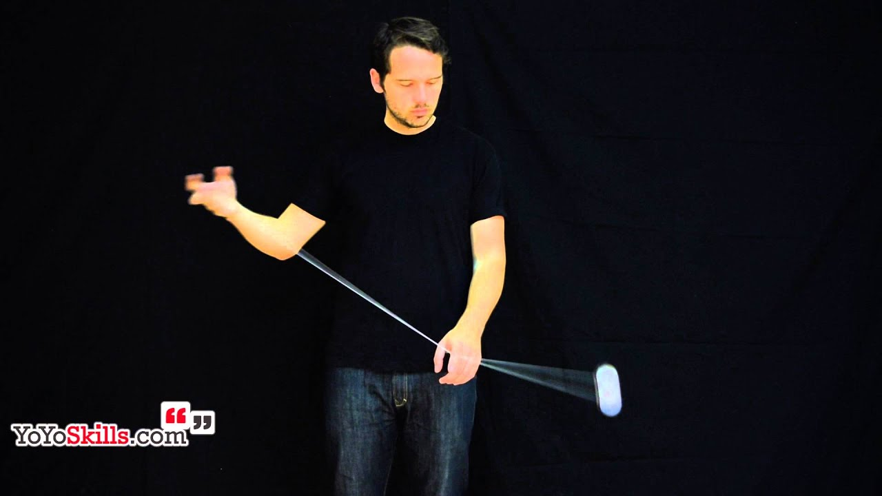 YoYoSkills Tutorials: Double or Nothing- Beginner Yo-Yo Trick Tutorial from Sam Green
