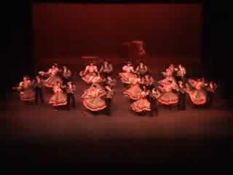Compañia de Danza Ticuan  - Polkas de Tamaulipas
