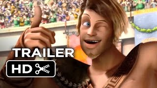 Nonton Gladiators Of Rome Official Us Release Trailer  2014    Animated Movie Hd Film Subtitle Indonesia Streaming Movie Download