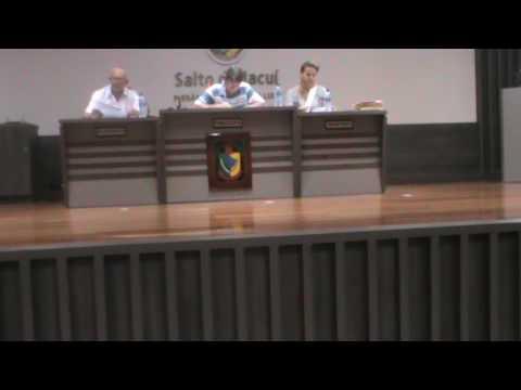 Sessão Pública Câmara Municipal de Vereadores de Salto do Jacuí