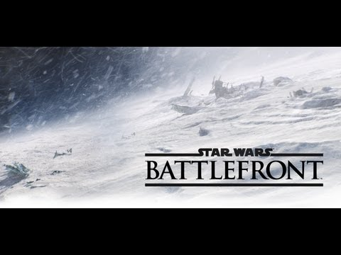 Star Wars: Battlefront Official E3 Preview - Star Wars: Battlefront (DICE)