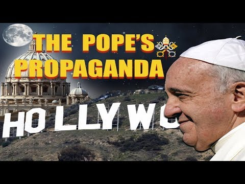 Prophecy Alert: The Pope's Propaganda
